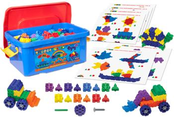 Junior Starter Rainbow 400 set - 41041PRB (G*)