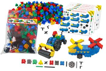 Junior Xtra 500 set - 41050BX