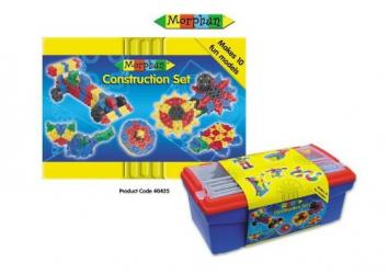 Junior Multicolor Toolbox 200 pcs