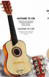 Holzgitarre 92 cm