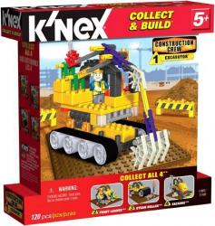Construction Crew Excavator