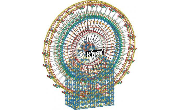Knex - K'NEX Riesenrad Modell 6ft