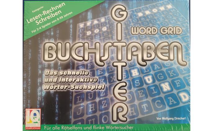 Buchstaben-Gitter