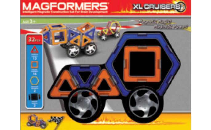 XL Cruisers Car Set