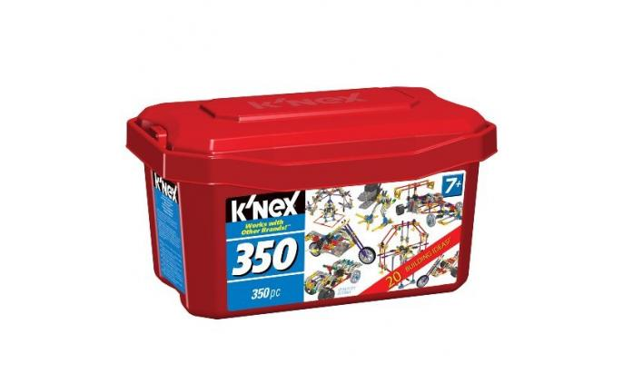 350 PC Tub Building Set