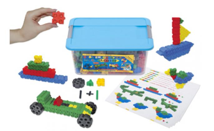 Junior 300 set in a Tub - 41033SD (G*)