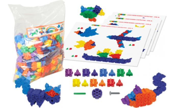 Junior Starter Rainbow 300 set - 41035BRB