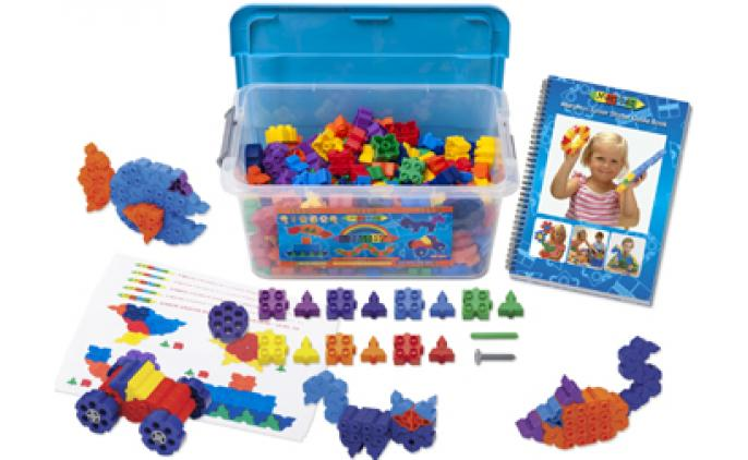 Junior Starter Rainbow 300 set - 41035SDRB