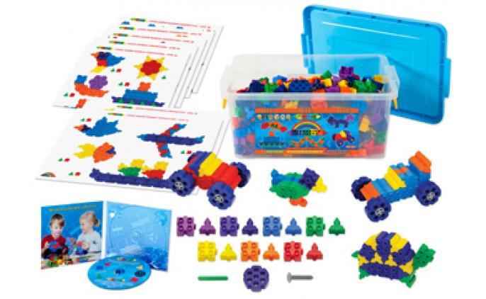 Junior Starter Rainbow 500 Set - 41037PLRB (G*)