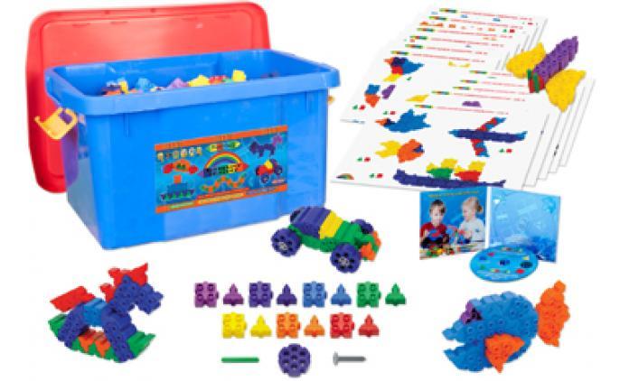 Junior Starter Rainbow 900 set - 41091PRB (G*)