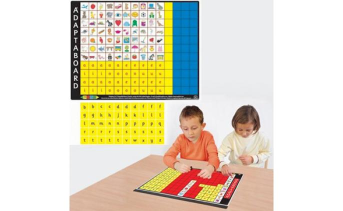Adaptaboard® Basic Phonics Board - 60040