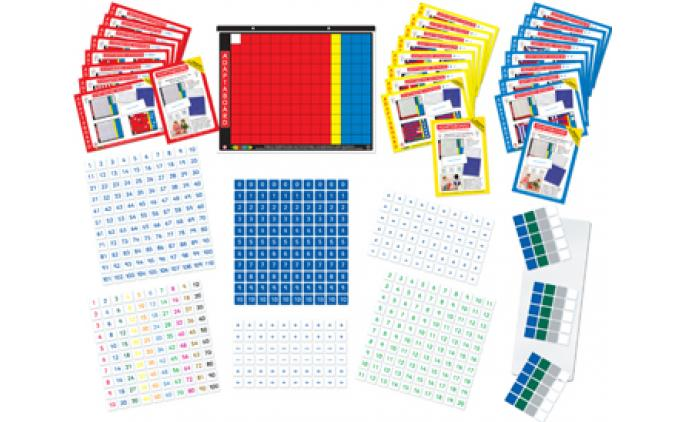 COMING SOON - Adaptaboard® Advanced 3 in 1 Maths Set - 60160