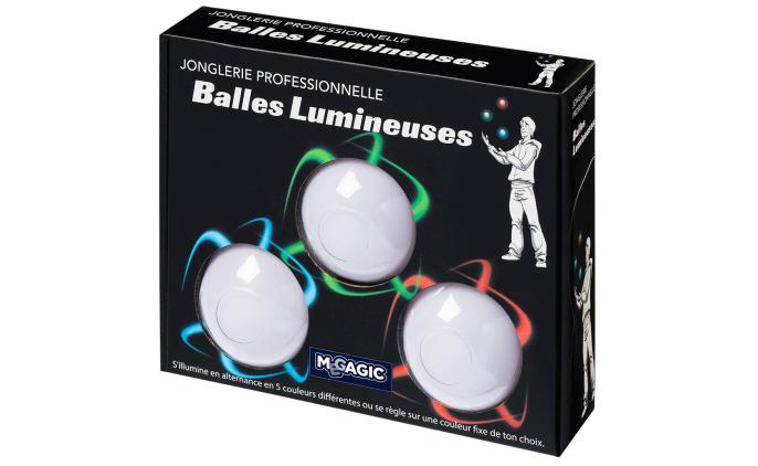 LED-Jonglierbälle