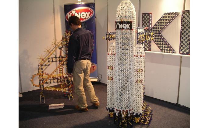 Knex - K'NEX Ariane Rocket