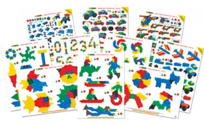 Junior Instruction Sheets * - 41007J