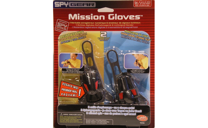 Mission Gloves